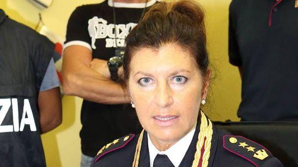 Il vicequestore Mara Ferasin