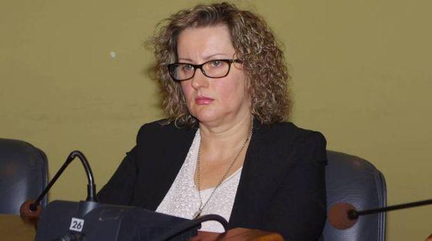 L'assessore al bilancio, Susanna Garbo
