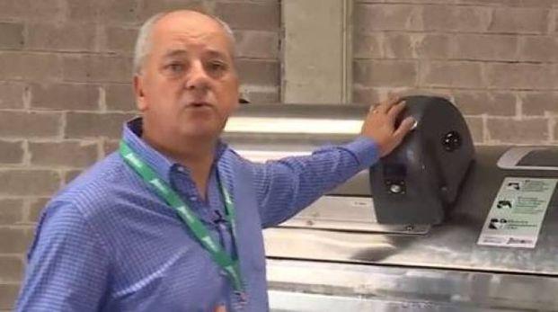 Sandro Berghi, responsabile dei Servizi Ambiente per il distretto di Ferrara