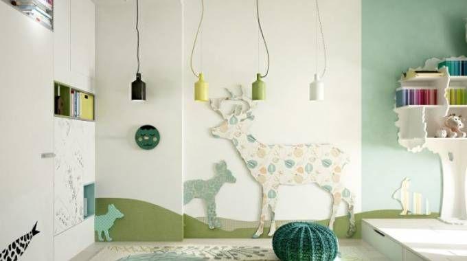 camerette creative e super colorate