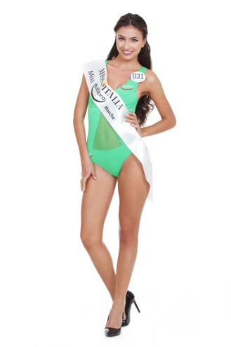 Rossella Fiorani (foto Miss Italia)