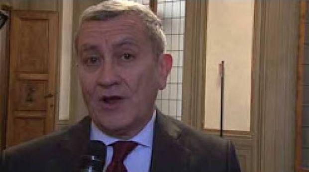 Il consigliere metropolitano Andrea Ceccarelli, delegato alle Infrastrutture