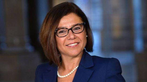 Il sottosegretario Paola De Micheli