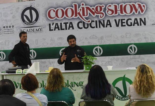 Spazio ai cooking show (foto Schicchi)