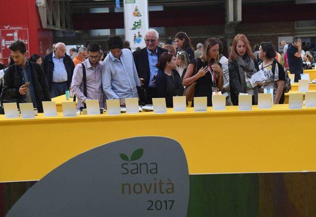 Sana, via all'edizione 2017 (foto Schicchi)