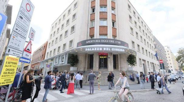 Inaugurazione del nuovo cinema Anteo a Milano (Newpress)