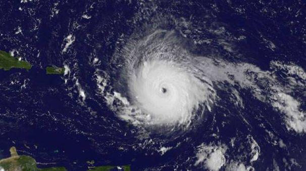 Uragano Irma (Lapresse)
