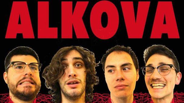 Gli Alkova sono: Callo, Ludo, Frank, Catto e Pi