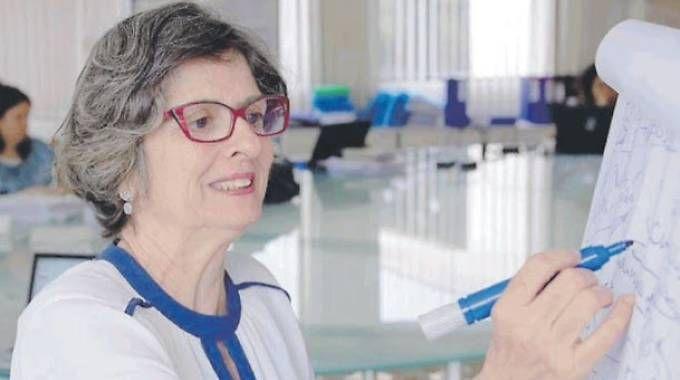 La scienziata Celina Turchi