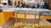 uno dei prodotti offerti  dallo street food