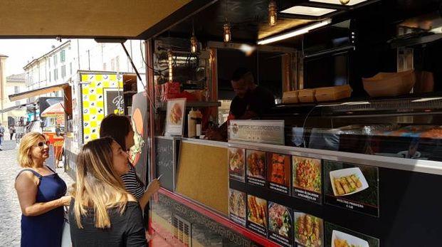 Lo street food festival a Correggio