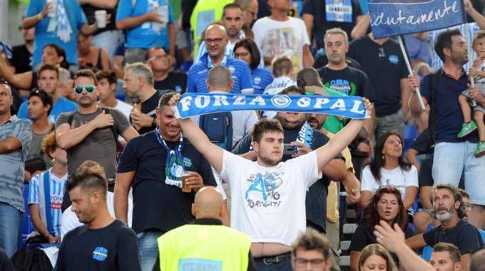 Oltre 3mila supporter spallini saranno presenti nel 'terzo anello' di San Siro, altre centinaia in tribuna