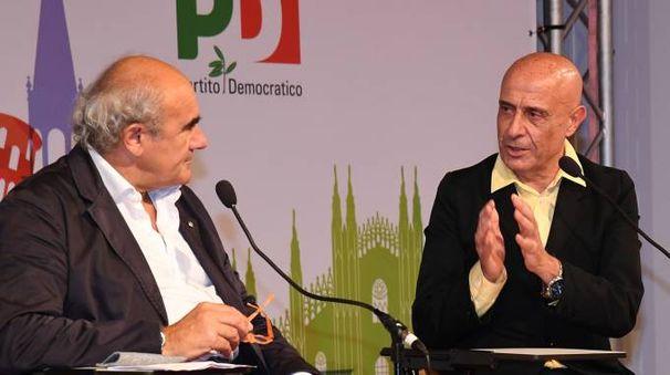 il vicedirettore di Qn-il Resto del Carlino intervista il ministro degli Interni Marco Minniti