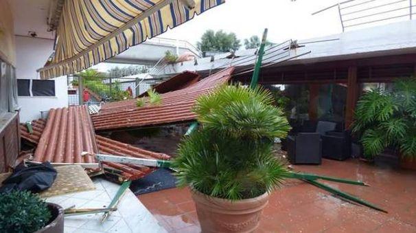 Gravi i danni del maltempo a Pisa e sul litorale