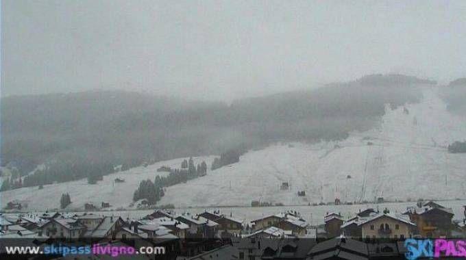 Neve a Livigno (www.skipasslivigno.com)
