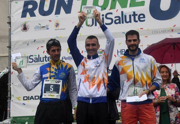 Il vincitore Vasil Matviychuk (foto Schicchi)