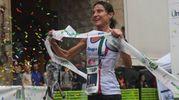 La vincitrice Isabella Morlini  (foto Schicchi)