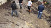 Nubifragio a Livorno, le drammatiche immagini del disastro
