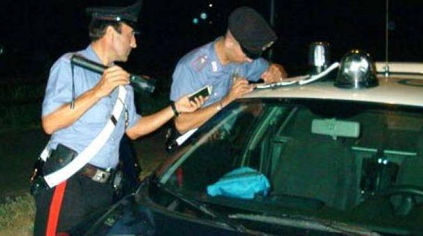 I carabinieri hanno eseguito l'arresto