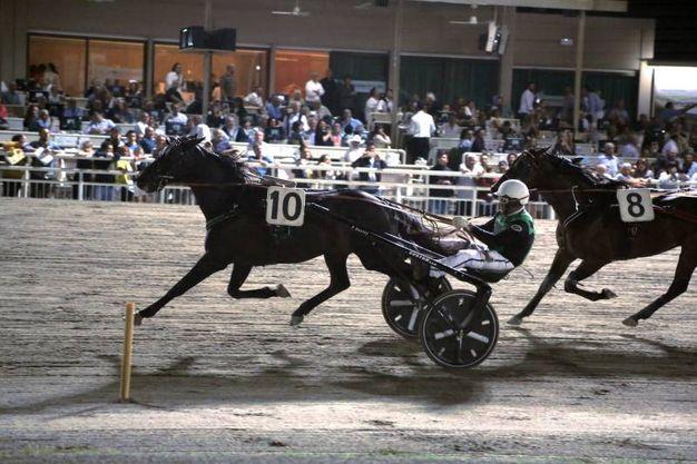 La corsa (foto Ravaglia)