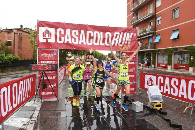 CasacoloRun a Montecatini (foto Regalami un sorriso onlus)