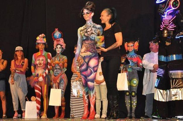 Body Art Festval 2017 (Foto Concolino)