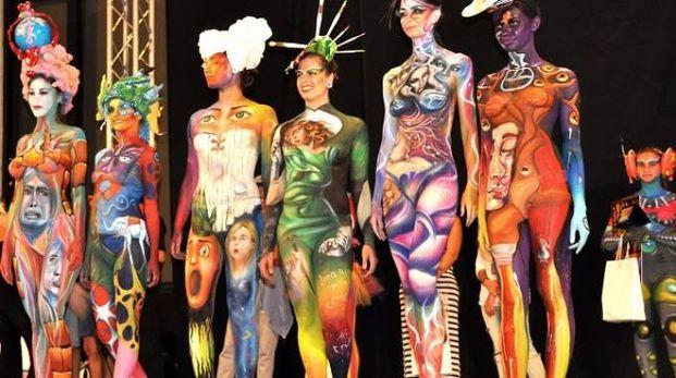 Body Art Festval 2017 le opere vincitrici (Foto Concolino)