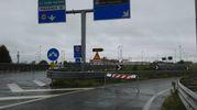 A San Rocco è stato chiuso il sottopassaggio che porta ad Auchan