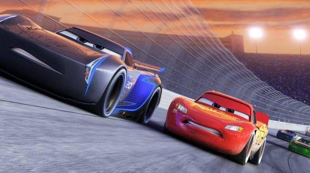 Una scena del film 'Cars 3' – Foto: Disney/Pixar