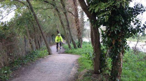 La pista ciclabile di Osimo