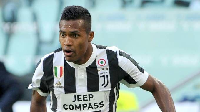 Juventus, Alex Sandro (foto Lapresse)