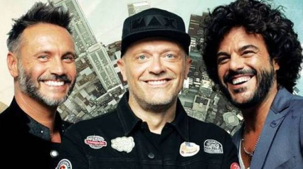 """Nek Max Renga in tour"", il progetto dei tre artisti insieme nei palasport italiani"
