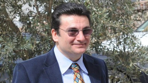 Il giudice Alberto Avenoso
