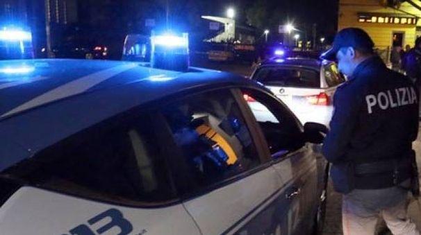 La polizia è stata chiamata al bar King per una rissa