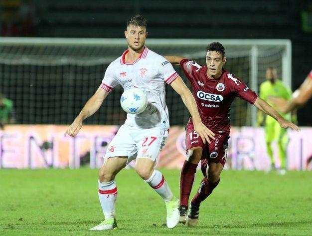 Cittadella-Perugia: 1-1