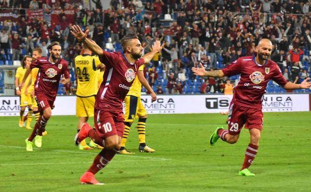 Reggiana-Modena è finita 1-0 (foto Artioli)