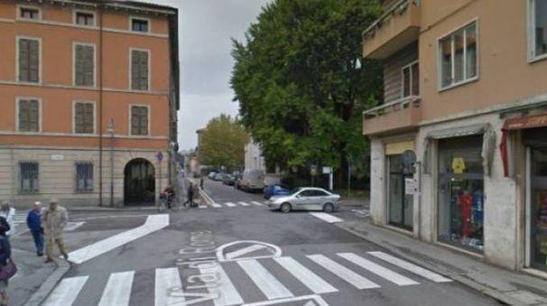Ztl in via di Roma