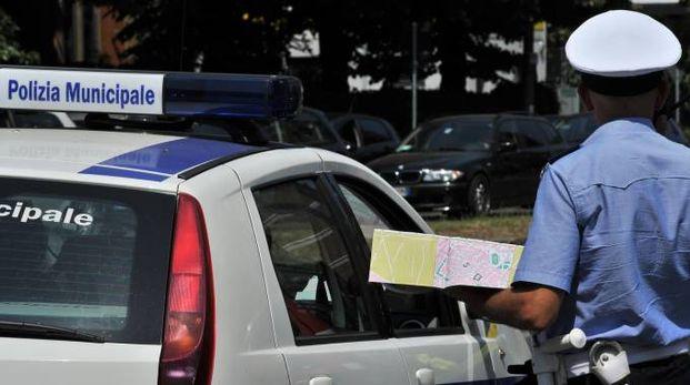 L'arresto è stato fatto dalla polizia municipale