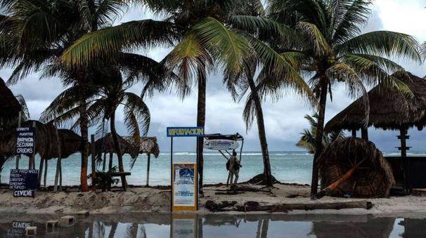 L'incidente è avvenuto nella penisola dello Yucatan