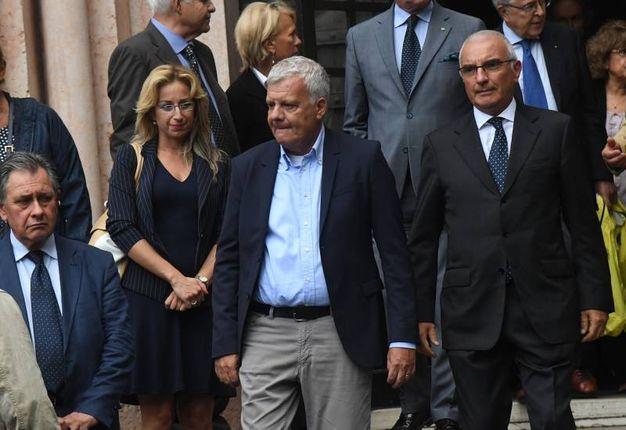Il ministro Gian Luca Galletti (foto Schicchi)