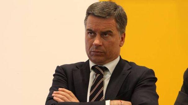 Il sindaco di Monza, Dario Allevi