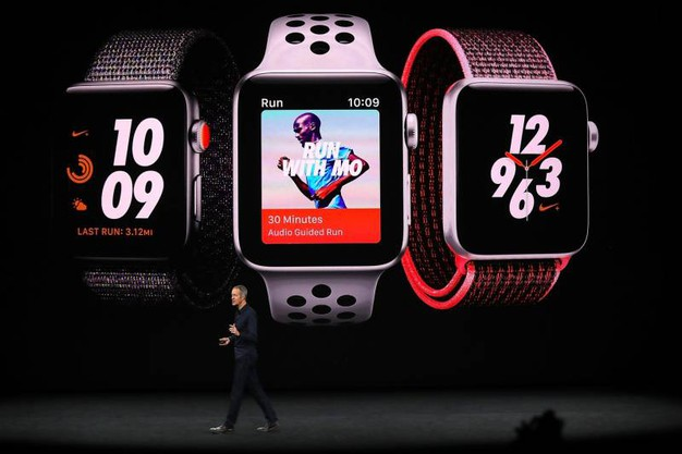 Apple Watch 3 (Afp)
