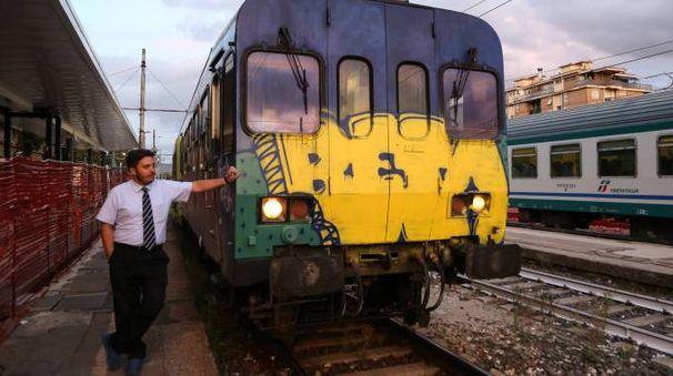 Da oggi niente più treni della Fcu in Umbria