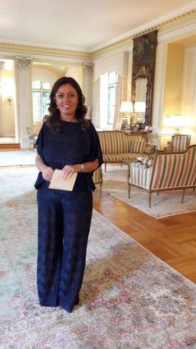 Elisabetta Foschi, presidente del consiglio comunale di Urbino