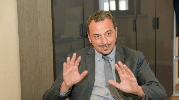 Il presidente Mauro Soldati