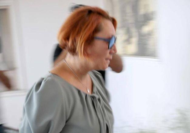 Imma, la madre di Noemi Durini (Ansa)