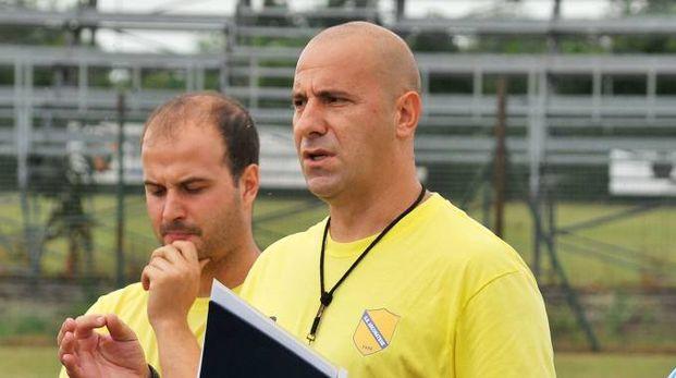 Giovanni Livieri, allenatore dell'Arconatese