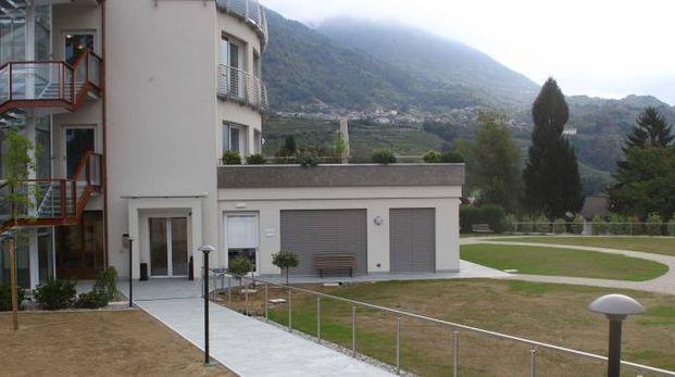 Casa di riposo di Chiuro (Orlandi)