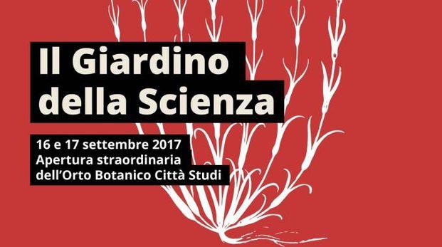 Il giardino della scienza Foto @fondoambiente.it
