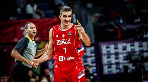 Bogdan Bogdanovic (Foto FIBA)